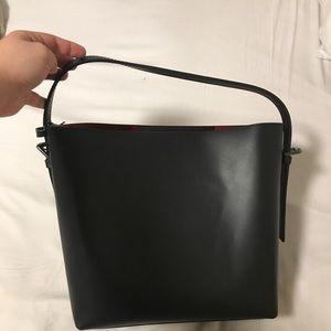 Bucket Purse Genuine Leather